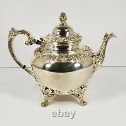 1847 Rogers Bros Heritage Coffee/Tea Set