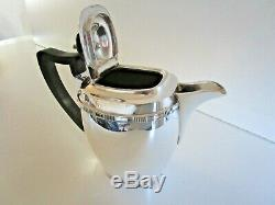 4 Piece Silver Plated Tea Set, Cooper Brothers Sheffield