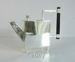 Art Deco Silver Christopher Dresser Tea Pot