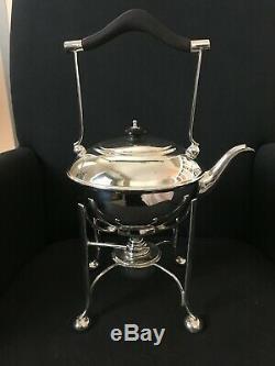Art Deco Vintage Antique Silver tea/coffee pot mint condition London England