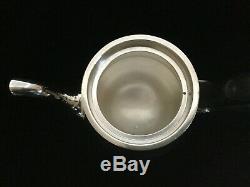 CHRISTOFLE MALMAISON Beauharnais Silverplate TEA POT France MSRP $2,250 EUC