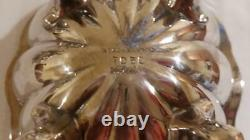 NICE Reed & Barton Victorian Silver-Plate 5 PC Tea/Coffee Set Holiday Pattern