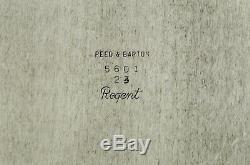 Reed & Barton Silver Tea Set Tray c1950 Regent No Mono
