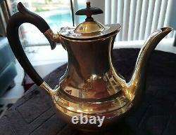 Sheffield Silver Plated EPNS A1 Vintage Tea & Coffee Service, 4 Piece Set
