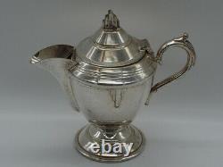 Sir John Bennett Tea and Coffee Serving Set of Six c. 1930's