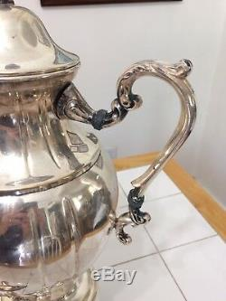 Urn Silver Plated Coffee Or Tea