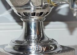 VINTAGE EMBASSY SHEFFIELD PLATE TEA HOT WATER URN SAMOVAR J LYONS & Co 1955 56cm