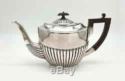 Victorian Harrison Fisher, & Co, Sheffield silver plated tea set. Lovely set