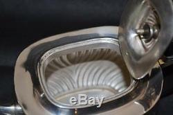 Vintage Atkin Brothers of Sheffield 4 Piece EPNS Silver Plated Tea Set PL2478