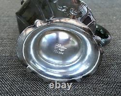 Vintage Gorham Chantilly YC 1339 Silver Plate EP Water Tea Pitcher 8.75 3pt