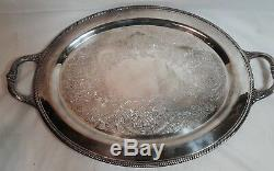 Vintage International Silver Company CASTLETON 4 Piece Set Coffee or Tea Pot 801