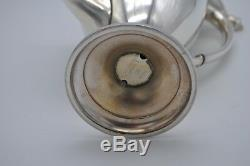 Vintage Moonbeam Rogers Tea Coffee Creamer Sugar Set Silverplate Serving Silver