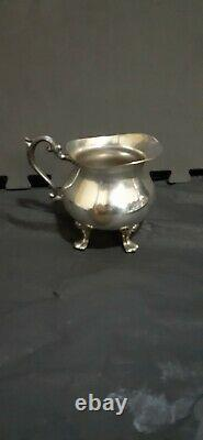 Vintage Sheridan Complete 7 piece Coffee and Tea Set with Tray FREE SHIPPING