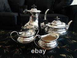 Vintage Silver Plated, Viners by Sheffield, Coffee/Tea Set